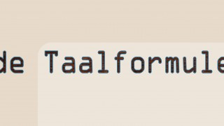 Tekstbureau de Taalformule